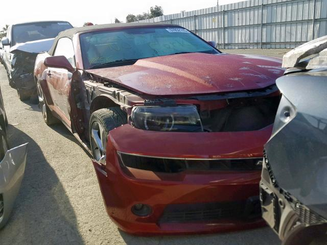 click here to view 2015 CHEVROLET CAMARO LT at IBIDSAFELY
