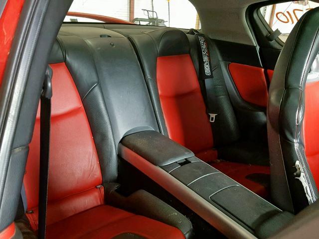 JM1FE173550158875 - 2005 Mazda Rx8 1.3L detail view