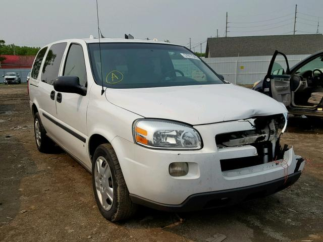 Salvage 2008 Chevrolet UPLANDER I for sale