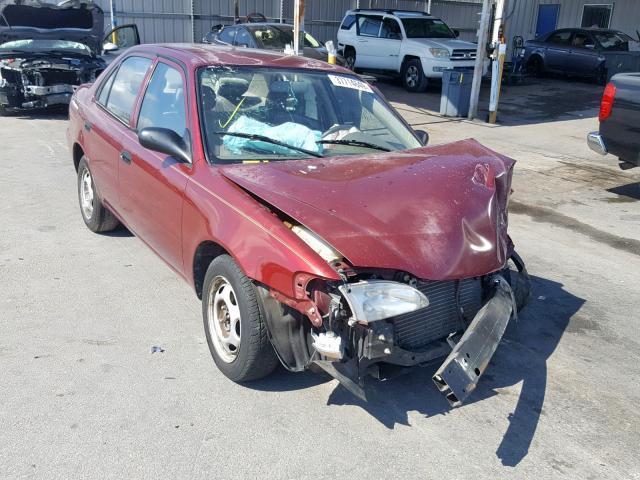 1999 TOYOTA COROLLA VE Photos | FL - ORLANDO SOUTH - Salvage Car