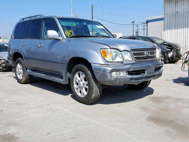 photo LEXUS LX 470 2005