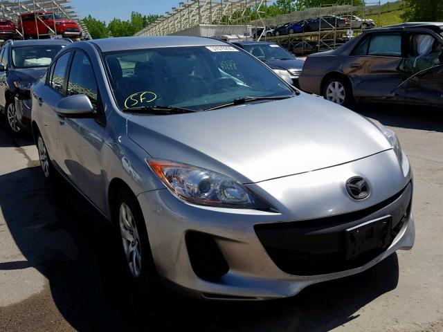 Salvage 2013 Mazda 3 I for sale