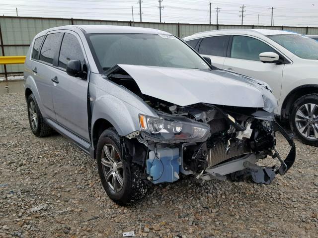 2010 Mitsubishi Outlander 2 4L 4 for Sale in Haslet TX - Lot: 37382969