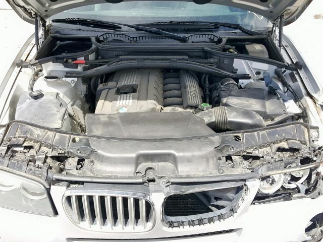 2007 BMW X3 3 0SI Photos | CO - DENVER SOUTH - Salvage Car