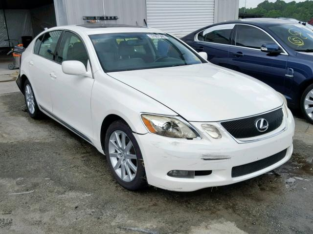 2006 Lexus Gs >> Jthbh96s765031965 2006 Lexus Gs 300 In Ga Savannah