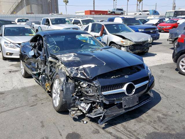 Salvage 2018 Mercedes-Benz SLC 300 for sale