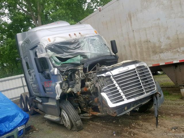 click here to view 2014 FREIGHTLINER CASCADIA 1 at IBIDSAFELY