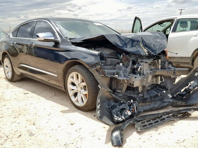 click here to view 2018 CHEVROLET IMPALA PRE at IBIDSAFELY