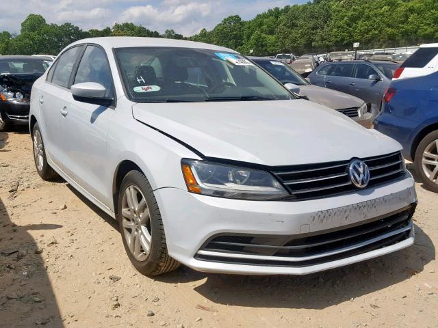 Salvage 2017 Volkswagen JETTA S for sale