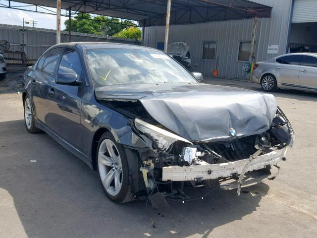 2009 BMW 528 I Photos | FL - ORLANDO SOUTH - Salvage Car Auction on