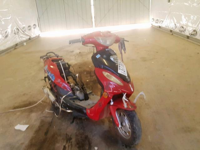 Scor Scooter salvage cars for sale: 2012 Scor Scooter