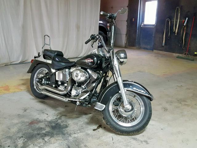 click here to view 2006 HARLEY-DAVIDSON FLSTC at IBIDSAFELY