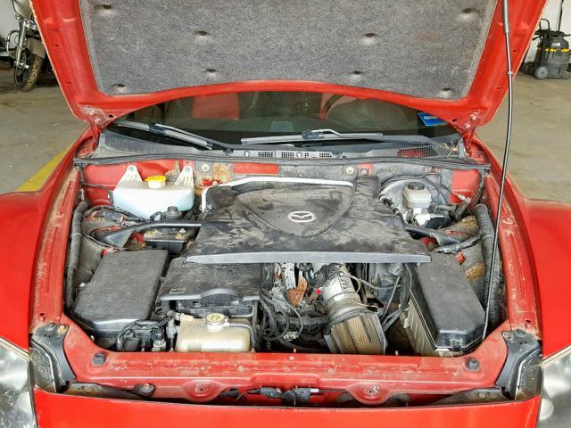 JM1FE173550158875 - 2005 Mazda Rx8 1.3L inside view