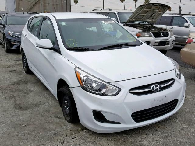 Salvage 2017 Hyundai ACCENT SE for sale