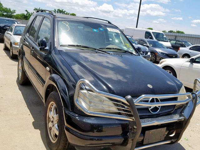2001 MERCEDES-BENZ  ML 430