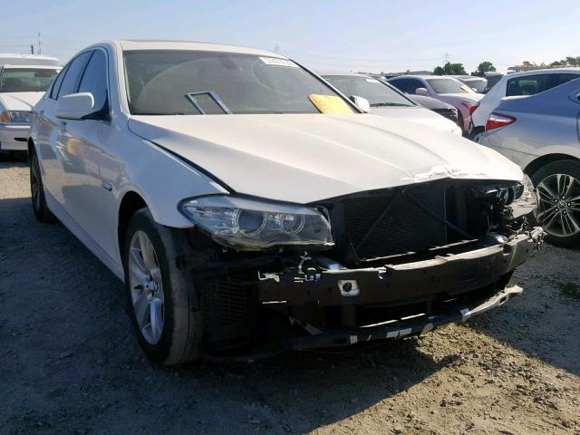 Salvage 2011 BMW 528 I for sale