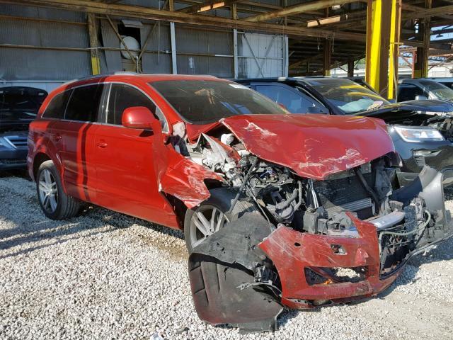 2007 Audi Q7 4.2 Qua 4.2L
