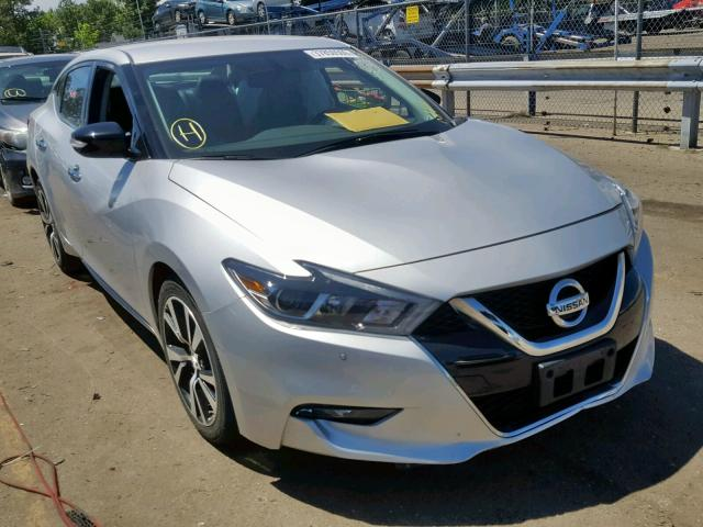 Salvage 2018 Nissan MAXIMA 3.5 for sale