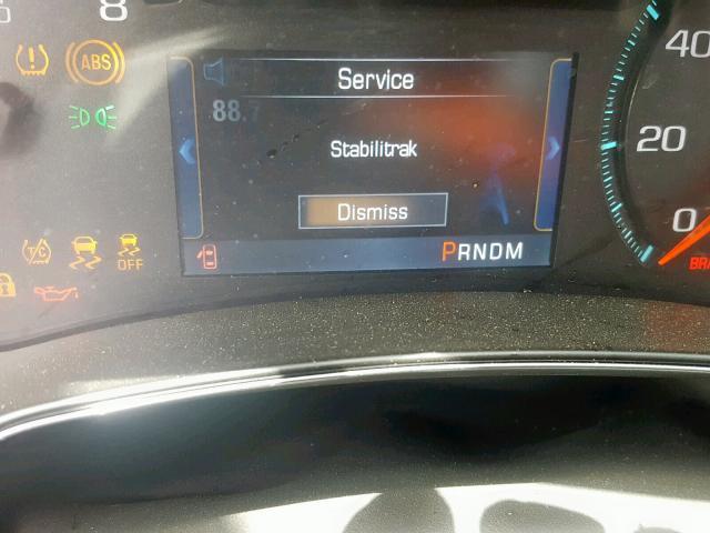 2014 Chevrolet Impala Ltz 3 6L 6 for Sale in Woodhaven MI - Lot: 37731859