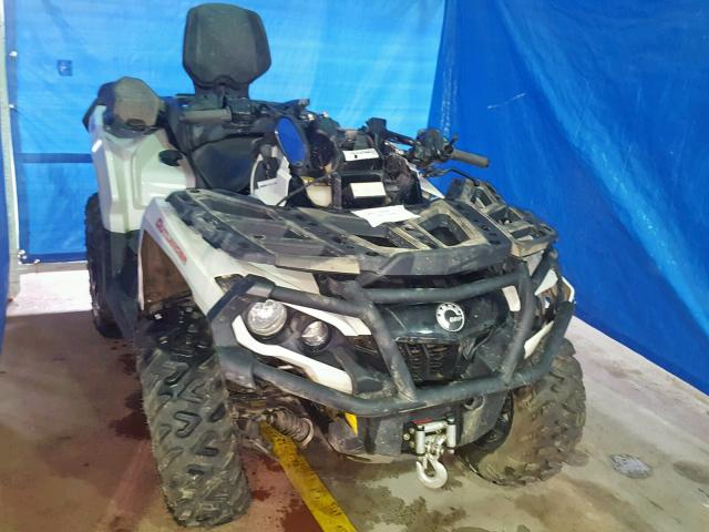 Salvage 2017 Can-Am OUTLANDER for sale