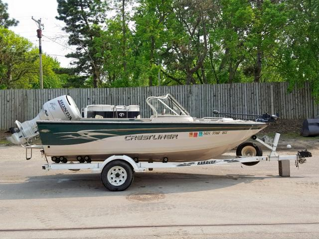 2001 Crestliner Marine Trailer for sale in Blaine, MN