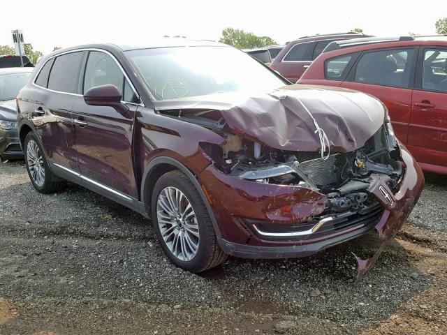 click here to view 2017 LINCOLN MKX RESERV at IBIDSAFELY