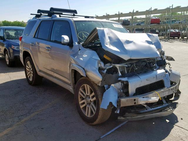 Salvage 2011 Toyota 4RUNNER SR for sale