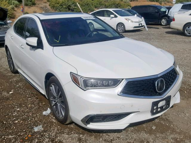 click here to view 2018 ACURA TLX ADVANC at IBIDSAFELY