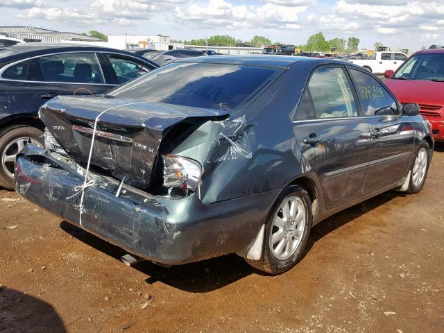 Продажа 2003 Toyota Camry Sedan 4d 3 0L 6 Green в Elgin (IL