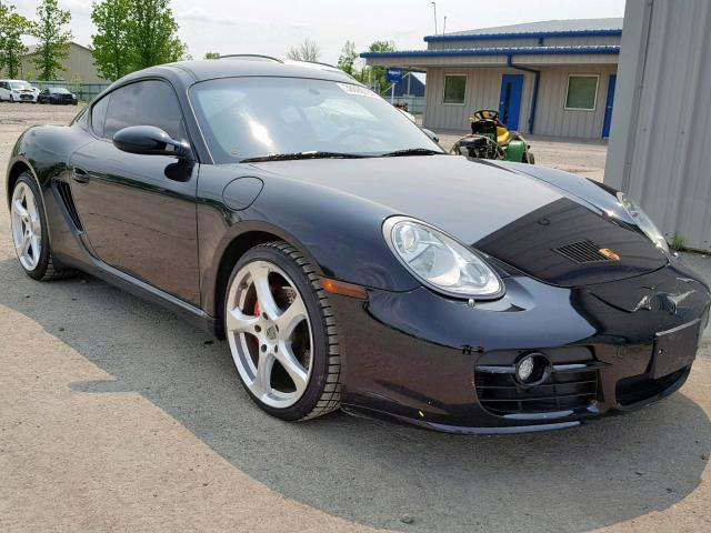 click here to view 2008 PORSCHE CAYMAN S at IBIDSAFELY