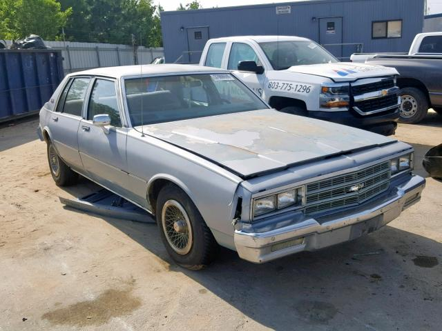 Salvage cars for sale from Copart Gaston, SC: 1984 Chevrolet Impala