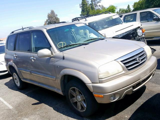 click here to view 2002 SUZUKI XL7 PLUS at IBIDSAFELY