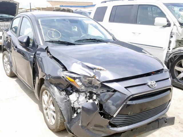 2018 Toyota Yaris Ia 1.5L