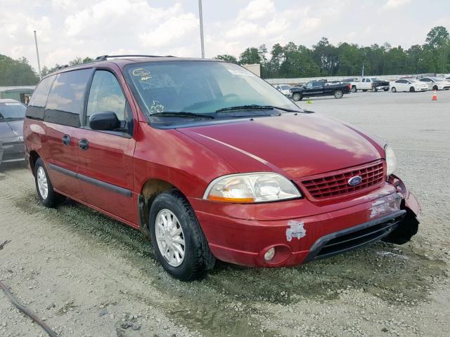 2003 FORD  WINDSTAR L