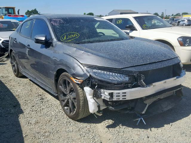 click here to view 2018 HONDA CIVIC SPOR at IBIDSAFELY