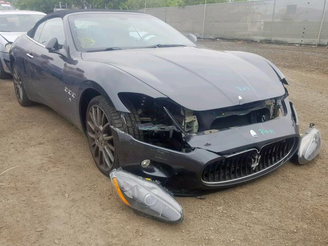 click here to view 2010 MASERATI GRANTURISM at IBIDSAFELY
