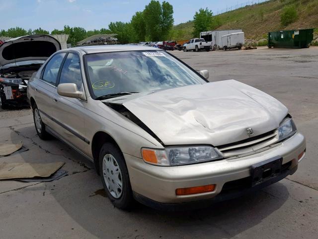 Salvage 1995 Honda ACCORD LX for sale