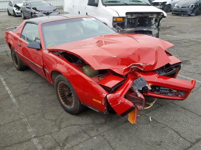 1982 Pontiac Firebird Trans Am Photos Ca Van Nuys Salvage Car Auction On Fri Jun 21 2019 Copart Usa