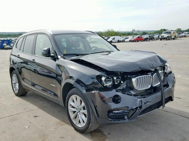 click here to view 2017 BMW X3 XDRIVE2 at IBIDSAFELY