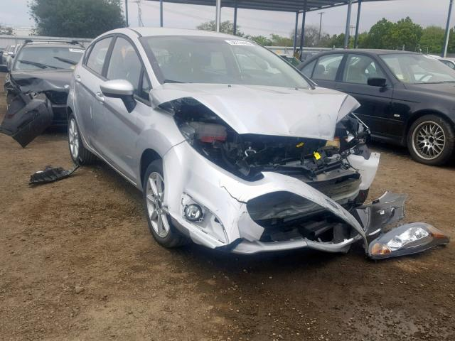 Ford Fiesta SE salvage cars for sale: 2019 Ford Fiesta SE