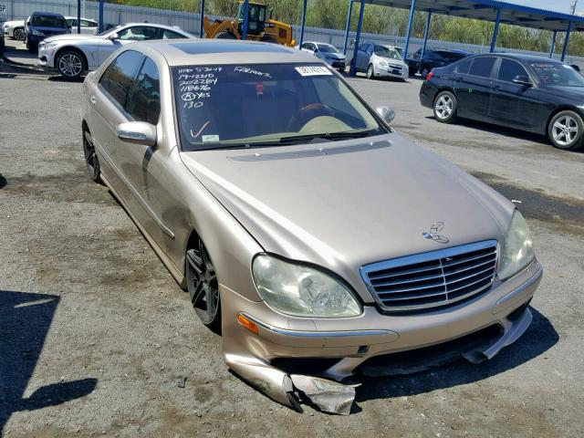 click here to view 2004 MERCEDES-BENZ S 430 at IBIDSAFELY