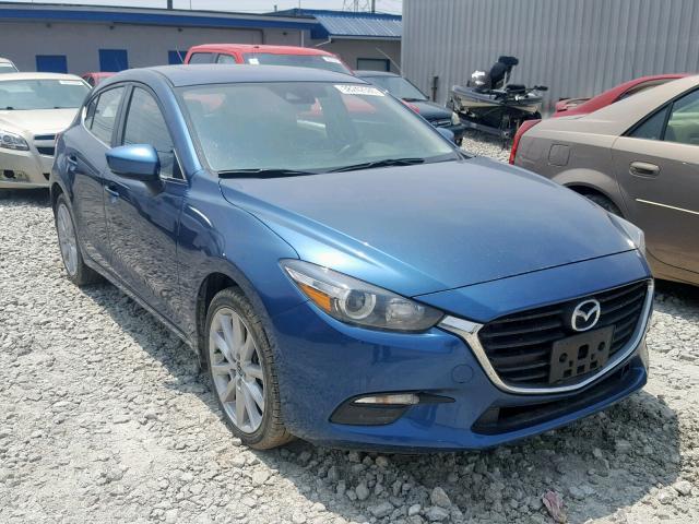 2017 Mazda 3 Touring 2.5L