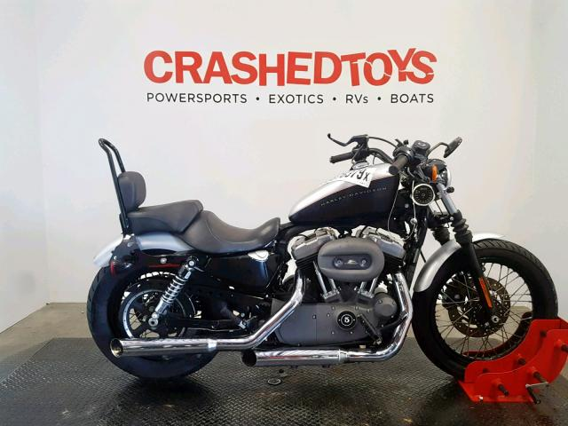 click here to view 2009 HARLEY-DAVIDSON XL1200 N at IBIDSAFELY