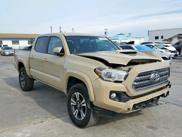 click here to view 2017 TOYOTA TACOMA DOU at IBIDSAFELY