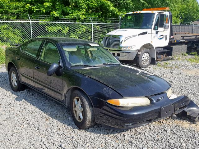 click here to view 1999 OLDSMOBILE ALERO GL at IBIDSAFELY