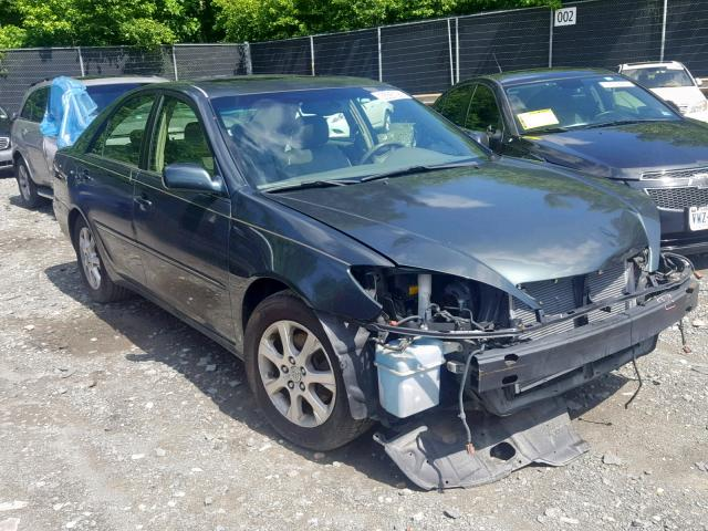 Salvage cars for sale from Copart Waldorf, MD: 2005 Toyota Camry LE