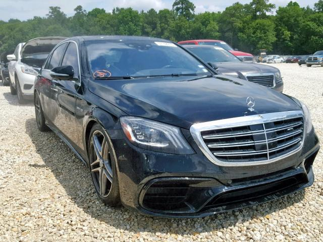 click here to view 2019 MERCEDES-BENZ S 63 AMG 4 at IBIDSAFELY