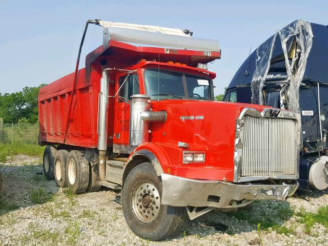 Western Star salvage cars for sale: 1995 Western Star Convention