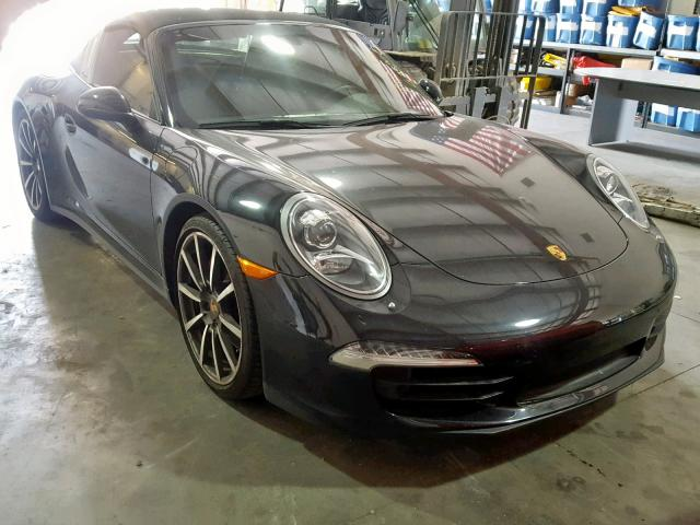 click here to view 2014 PORSCHE 911 TARGA at IBIDSAFELY