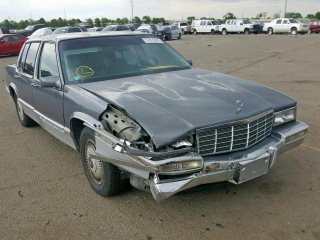 click here to view 1992 CADILLAC DEVILLE at IBIDSAFELY
